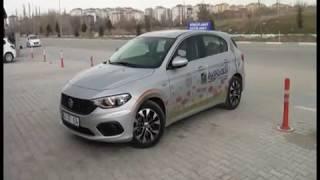 Kütahya Anadolu Sürücü Kursu Direksiyon Uygulama Sınavı Eğitim Videosu 1