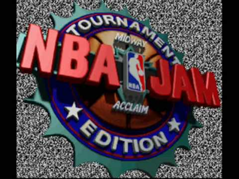 NBA Jam Tournament Edition SNES TItle Music
