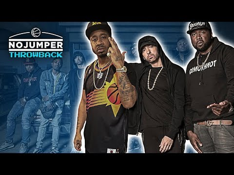 Conway & Benny The Butcher on Working With Eminem & Black Thought