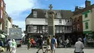 Royaume uni #Angleterre ville et cathédrale de #Canterbury
