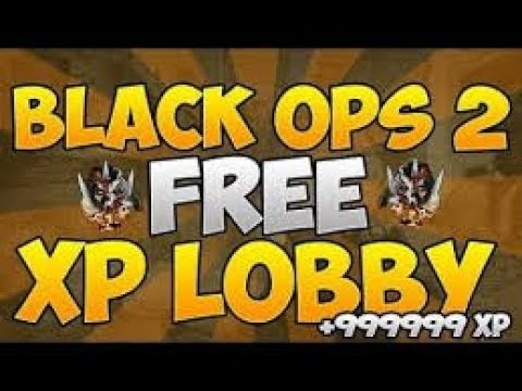 BO2 - FREE XP/Camo Lobby/Remote Recovery/Cohost/Modded Lobbies Xbox360/Xbox One! LIVE