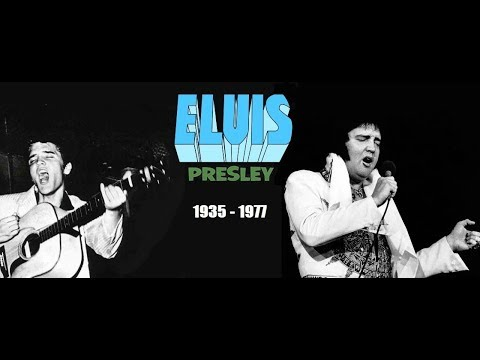 Elvis Presley - Can't Help Falling in Love (Karaoke, live version)