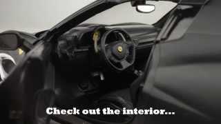 Ferrari 458 Spider by Hotwheels