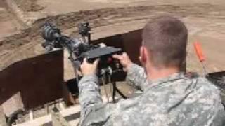 minigun hummer Full Automatic Rangers