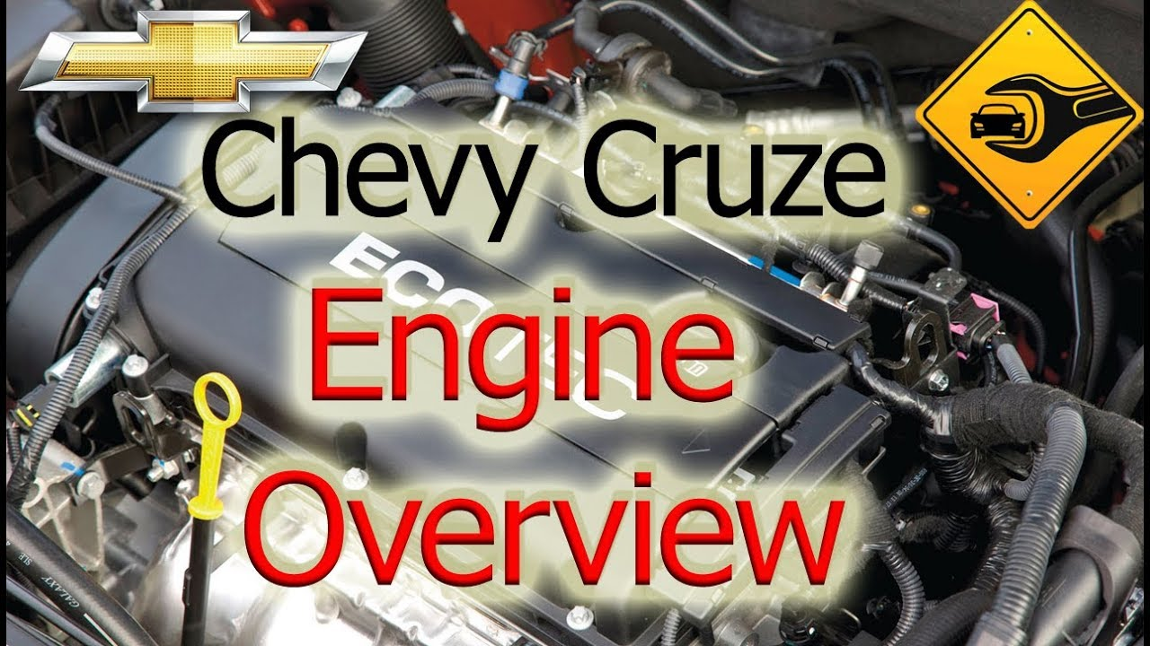 chevrolet cruze | engine compartment overview - youtube  youtube