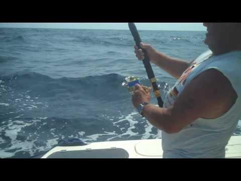 Offshore Office - Mahi Mahi in 6ft Seas on a Van Staal - June 12, 2010