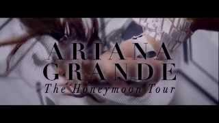 Ariana Grande and Prince Royce - Live at Shoreline Amphitheatre