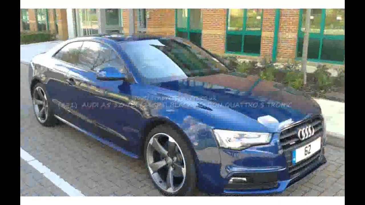 audi a5 coupe 3 0 tdi 245 cv quattro s tronic 2015. Black Bedroom Furniture Sets. Home Design Ideas