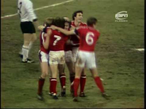 22/02/1978 West Germany v England