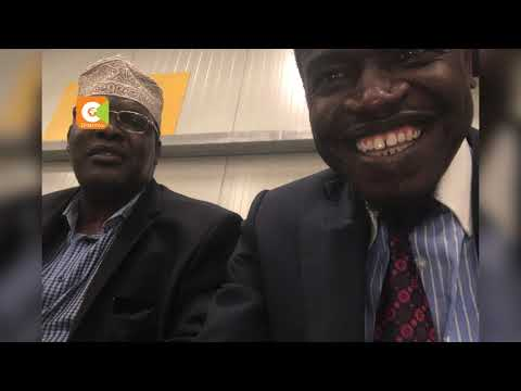 Drama at JKIA as immigrations officers deny Miguna entry