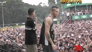 Calle 13 y Joss en costa rica 2007 evolucion vox 2007