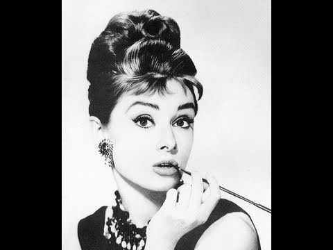 Audrey Hepburn Hair Styles Unique Audrey Hepburn 5 Min Hair Tutorial  Youtube