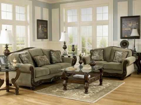 Ashley Furniture Living Room Design