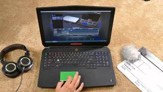 Alienware 17 R3 2015: Unboxing & Overview