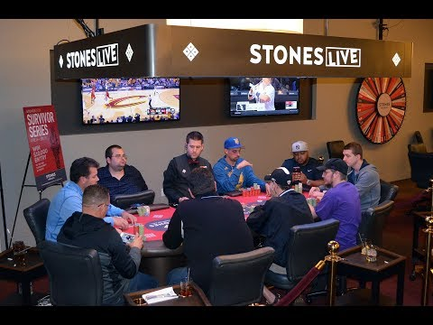 $10/$25 No Limit Hold 'Em, Wednesday, August 2, 2017