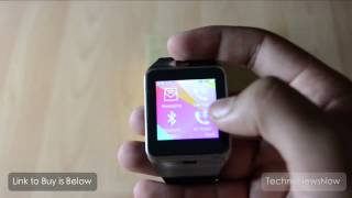 GV18 Aplus SmartWatch Review for Android iPhone Windows Phone ,wirstwatch