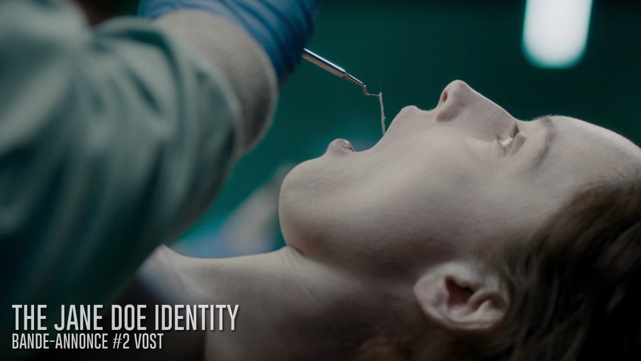 THE JANE DOE IDENTITY - Bande annonce #2 VOST - au cinéma le 31 mai