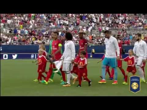 ICC 2016 Highlights: Real Madrid CF vs. Paris Saint-Germain