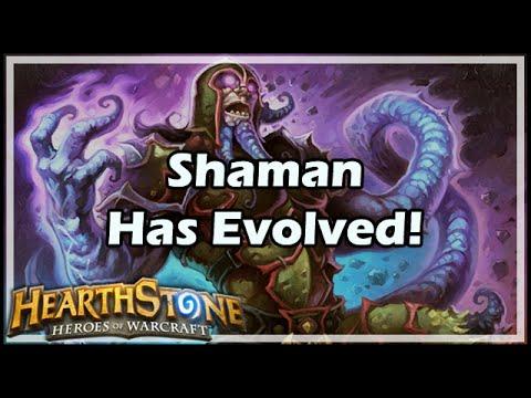 evolve shaman