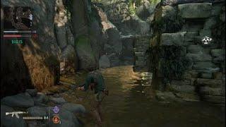 Uncharted: The Lost Legacy™ mi primera partida online