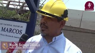 Tema:San Marcos presenta una nueva imagen en su infraestructura.