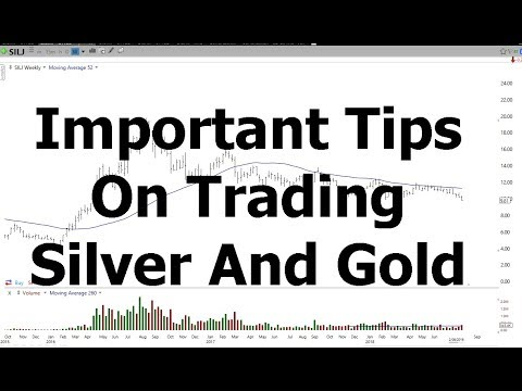 Important Tips On Trading Silver And Gold