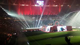 Başkan Mustafa Cengiz Çıkıyor / Şampiyon Galatasaray 2018