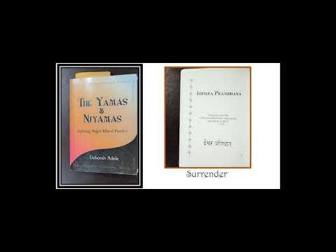 Yoga Talks Niyama Ishvara Pranidhana