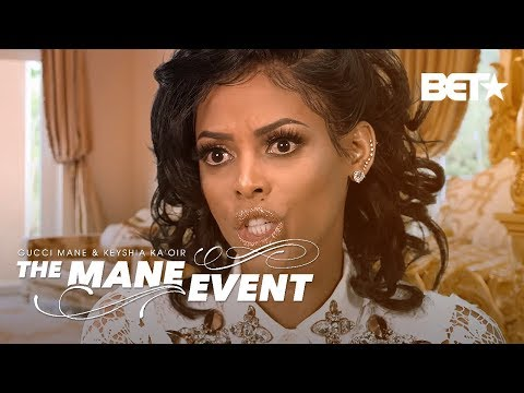 Trina Seems To Be A Bad Influence On Keyshia's Wedding Diet | The Mane Event