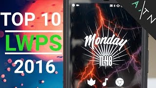 10 Best Live Wallpapers for Android 2016