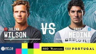 Julian Wilson vs. Gabriel Medina - FINAL - MEO Rip Curl Pro Portugal 2017