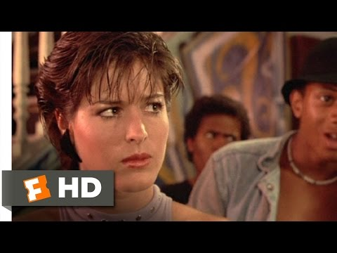Breakin' 2: Electric Boogaloo (6/9) Movie CLIP - You Don't B