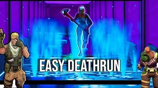 I Made A really EASY DEATHRUN For Beginners In FORTNITE CREATIVE