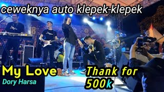 Download lagu Auto klepek-klepek// My Love - Dory Harsa / HUT AMPG ke 18