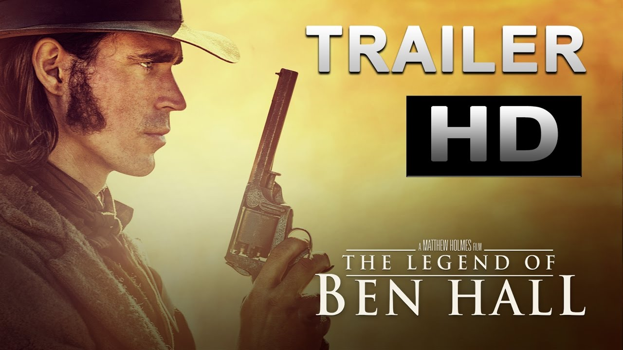 The Legend of Ben Hall (2016) Official Trailer #2 [HD]