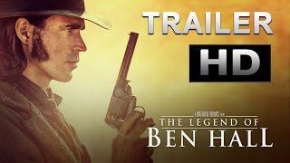 The Legend of Ben Hall (2016) Trailer - Jack Martin, Callan McAuliffe Australian Western (Ned Kelly)