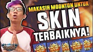 THANKS MOBILE LEGEND UNTUK SKIN TERBAIKNYA! - Mobile Legend Indonesia