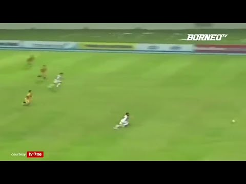 Terens Puhiri: a contender for world's fastest footballer?