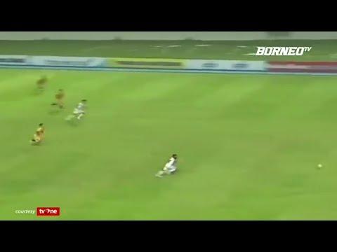 Terens Puhiri: a contender for world's fastest footballer?