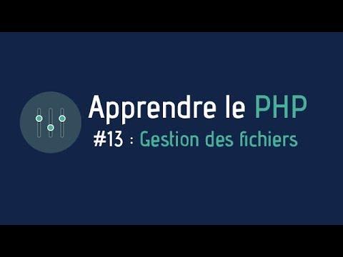 Créer un site web - Apprendre le PHP (#13 : Lire et écrire dans un fichier)