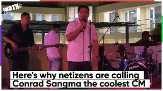 Here's Why Netizens Are Calling Conrad Sangma The Coolest CM