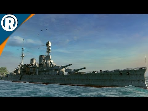 BRITISH POWERHOUSE - FREE BATTLESHIP - STEEL OCEAN