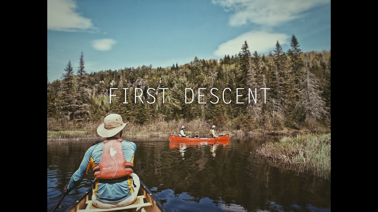 View topic - First Descent: Upper Hollow River Expedition | Canadian