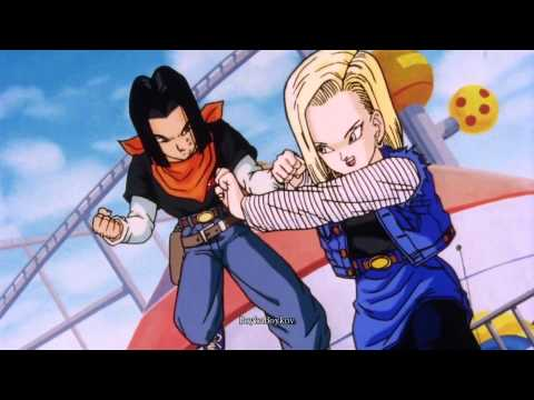 Son-Gohan & Trunks Vs C17 & C18 [1080p Blu Ray Dragonball Z - Trunks Geschichte]