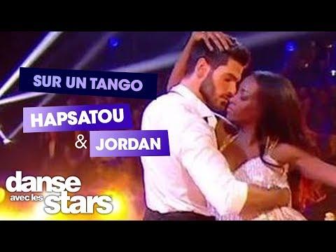 DALS S08 - Hapsatou Sy et Jordan Mouillerac pour un tango argentin sur Skyfall d'Adèle,