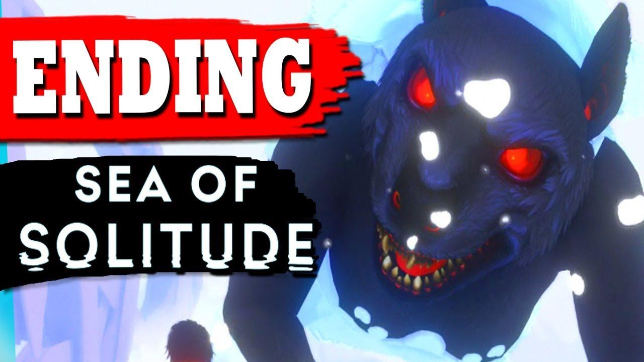 Sea Of Solitude Ending Final Boss Battle Secret