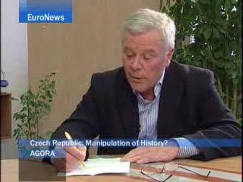 EuroNews - Agora - Czech Republik: Manipulation of History?