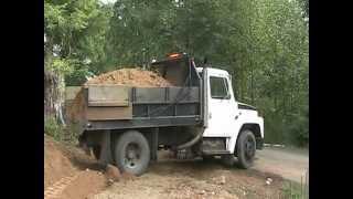 1986 International Dump Truck