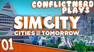 SimCity: Cities of Tomorrow - The City of Tomorrow, Today! [#1]