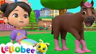 Accidents Happen Boo Boo Song   Lellobee   Learning Videos For Kids   Education Show For Toddlers